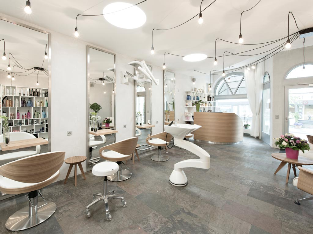 Design umbau coiffeursalon mia architectura ag for Salon de coiffure martigues